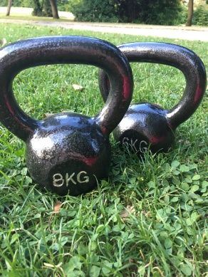 Kettle bells from Powerhouse Fitness